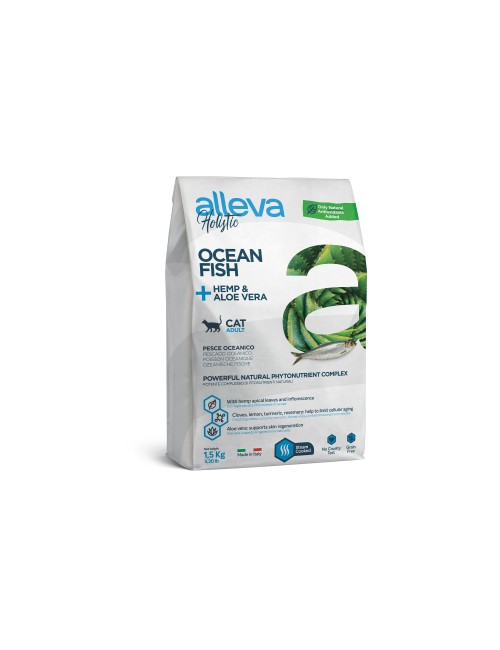 Alleva Holistic Adult Ocean Fish 1.5 Kg