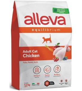 Alleva Equilibrium Cat Adult Chicken